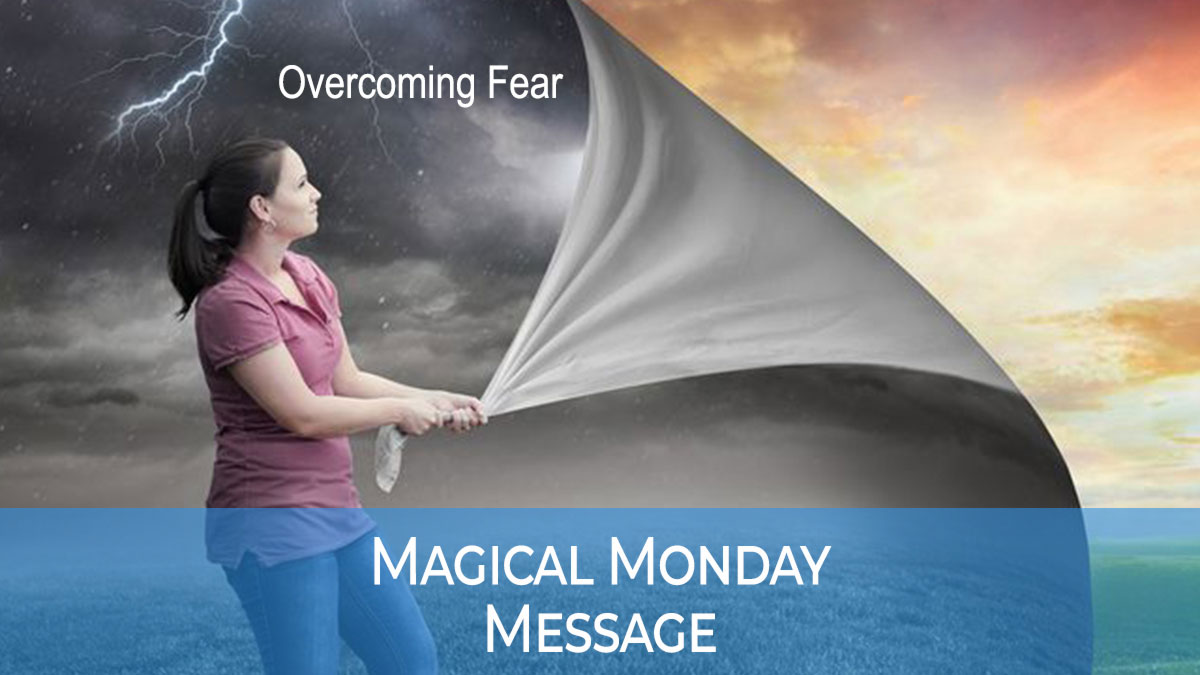Sign up for Magical Monday Message