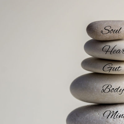 integrated wellness zen stones 5 pillars