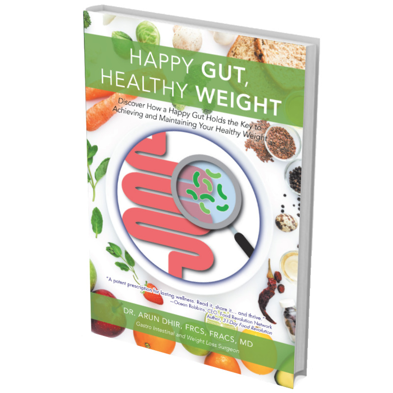 Book Happy Gut Healthy Weight 3D