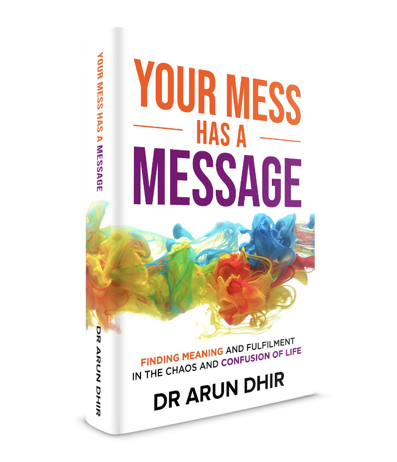 book your mess has a message