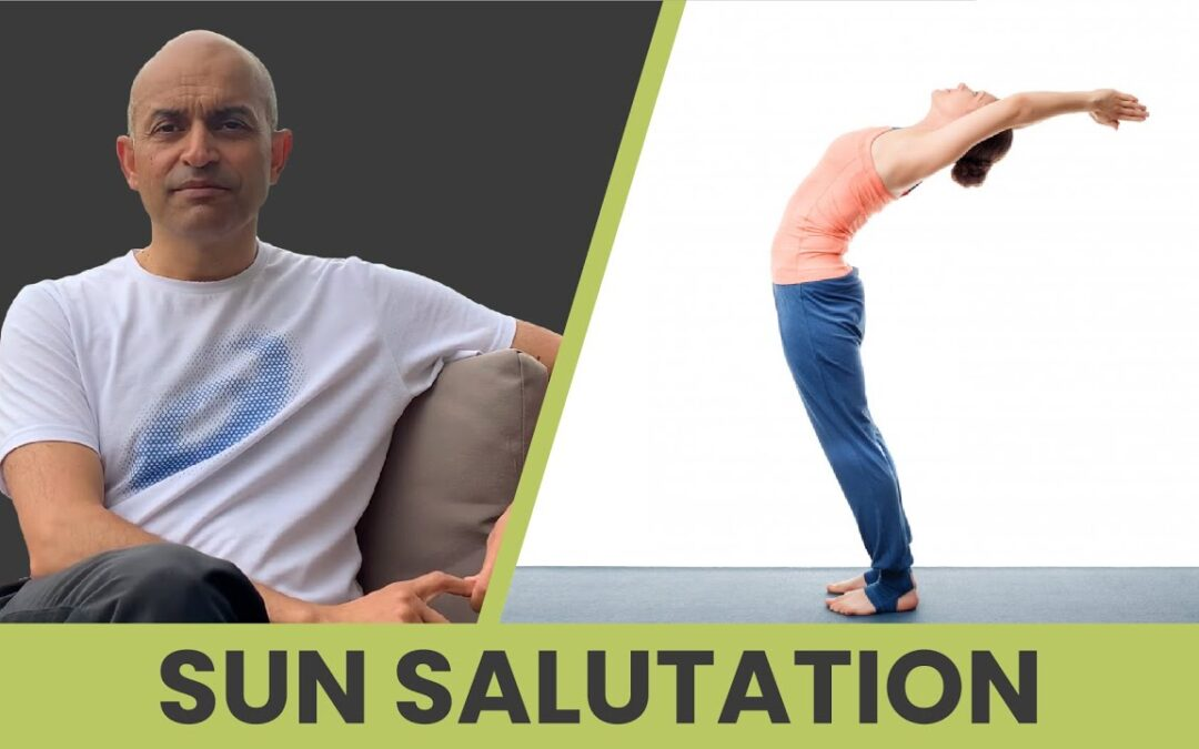 Sun Salutation Exercise