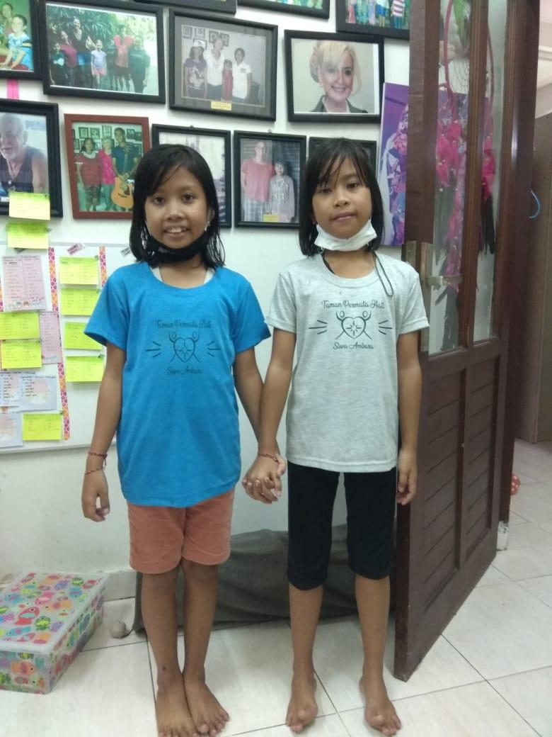 Ayu and Nadia