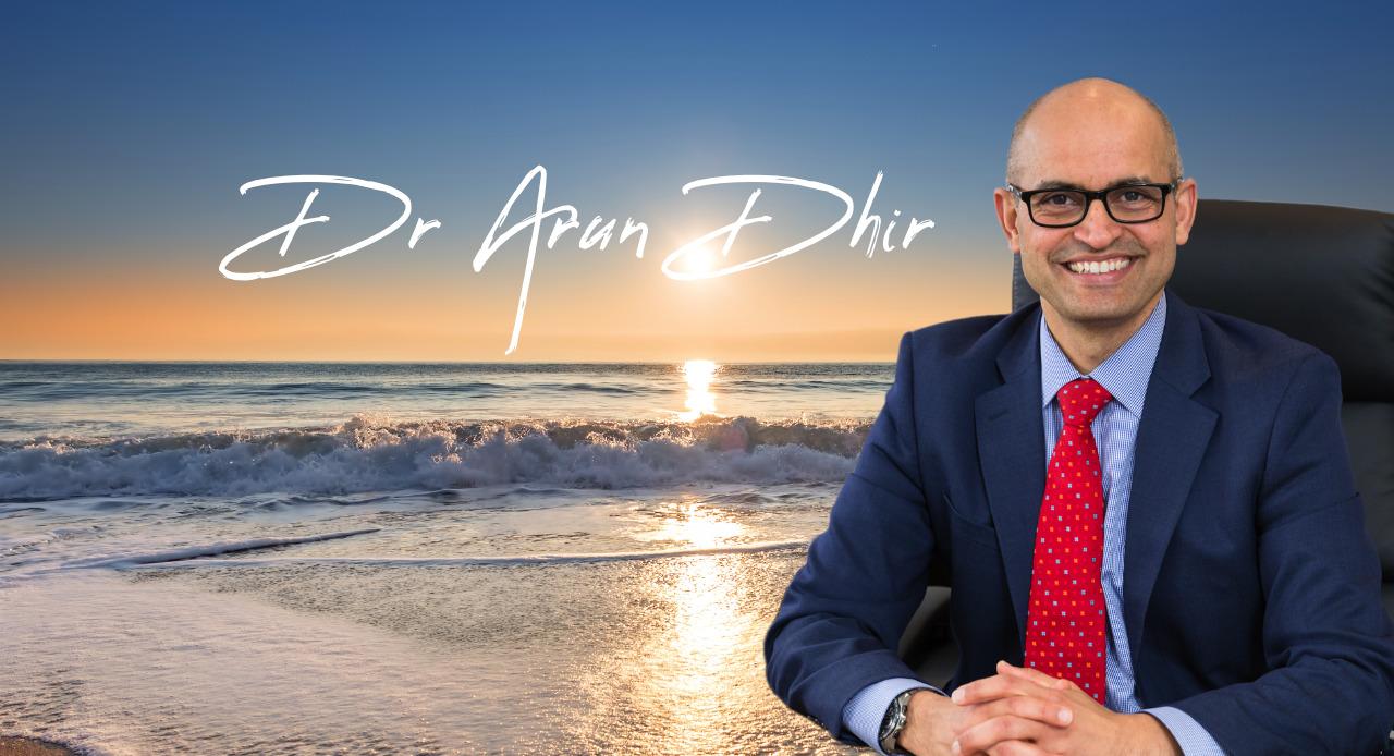Dr Arun Dhir feature